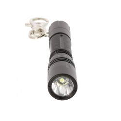 TORCIA LED 20 LUMEN NERO