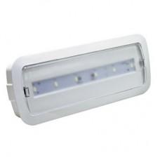 LAMPADA EMERGENZA DA PARETE 4W LED