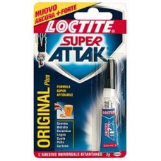 SUPER ATTAK ORIGINAL PLUS 3 GRAMMI