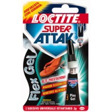 SUPER ATTAK FLEX GEL 3 GRAMMI