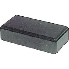CONTENITORE PLASTICO 39x79x22 NERO