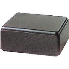 CONTENITORE PLASTICO 55x57x28 NERO