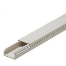 CANALINA PVC 20x10 mm BARRA MT.2