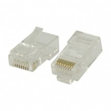 SPINA PLUG RJ45 UTP CAT6 FLEX