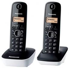 KX-TG1612JTW PANASONIC TELEFONO DUO CORDLESS
