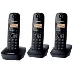 KX-TG1613JTH PANASONIC TELEFONO TRIO CORDLESS
