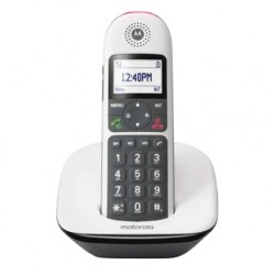 CD5001 MOTOROLA TELEFONO CORDLESS PER ANZIANI