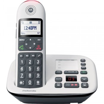 CD5011 MOTOROLA TELEFONO CORDLESS CON SEGRETERIA TELEFONICA