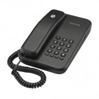 CT100 MOTOROLA TELEFONO NERO