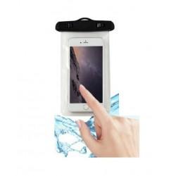 CUSTODIA IMPERMEABILE PER SMARTPHONE 175x105mm TRASPARENTE