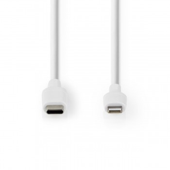 CAVO USB LIGHTNING - USB TYPE C MT.2.00