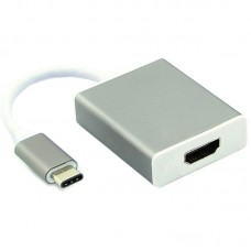 ADAPTER USB TYPE C MASCHIO - HDMI FEMMINA