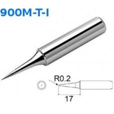 PUNTE PER STAZIONE SALDANTE 900M-T-I 0.2mm VEIPA