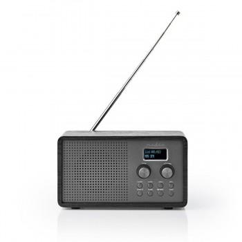 RADIOSVEGLIA DIGITALE DAB+ 4,5W CON FM