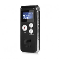 REGISTRATORE VOCALE PORTATILE, MP3 PLAYER STEREO