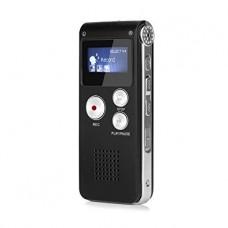 REGISTRATORE VOCALE PORTATILE, MP3 PLAYER STEREO