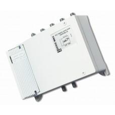 MBX5540LTE FRACARRO CENTRALINO DA INTERNO 4in VHF,B.IV,B.V,UHF 30,30,30,30dB LTE READY