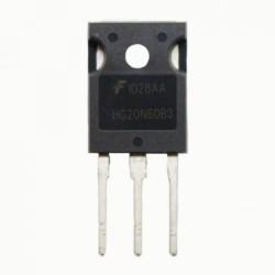 HGTG20N60B3 IGBT 600V 20A