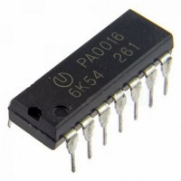 PA0016 CIRCUITO INTEGRATO