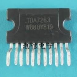 TDA7263 CIRCUITO INTEGRATO
