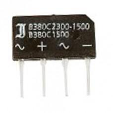 KBP208=B380C2000 PONTE 2A 380V A+A-