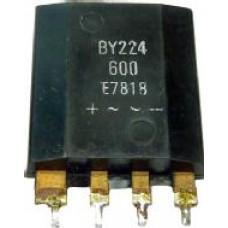 BY224 PONTE 4A 600V
