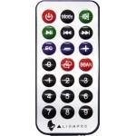 ALIENPRO VORTEX CASSA AMPLIFICATA 25W RMS 12 POLLICI LED USB/MP3/FM/SD/DOPPIO BLUETOOTH