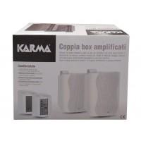 BS59BA KARMA COPPIA BOX AMPLIFICATI 70W