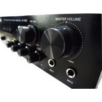 AMPLIFICATORE STEREO 4/16 OHM 30W CON LETTORE MP3 USB SD E BLUETOOTH 220VCA