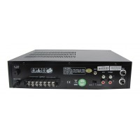 SA30 SHOW AMPLIFICATORE 60W 4-8-16 OHM 100V RCA+JACK