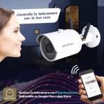 HEYCAM3G ISNATCH TELECAMERA IP WIF+3G DA ESTERNO 720P APP HEY SMART