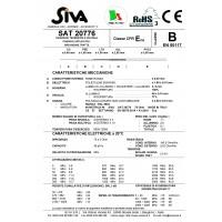 SAT20776 CAVO TV/SAT DIAMETRO ESTERNO 3,6 mm
