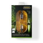 CAVO HDMI MASCHIO - MASCHIO PLACCATO ORO 8K 60HZ 48 GBPS MT.2,0