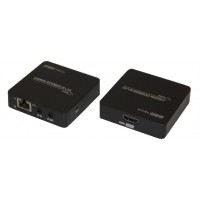 HD EXTENDER EVO GBC EXTENDER HDMI CAT.5/6 50MT CON 1 CAVO ETHERNET E TRASMETTITORE I.R.