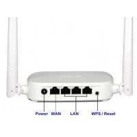N301 TENDA ACCESS POINT WIRELESS 300MB 2 ANTENNE