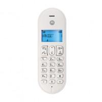 T101 MOTOROLA TELEFONO CORDLESS COLORE BLU/BIANCO