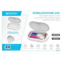 STERILIZZATORE UV-C PER SMARTPHONE E MASCHERINE