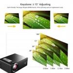 MKV2800HD MKC VIDEOPROIETTORE HD 720P LCD/LED 2800 LUMEN CONTRASTO 4000:1