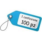 FASCETTE 250x3,6mm COLORE NATURALE CONFEZIONE PZ.100